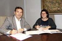Conveni de col·laboració entre el Col·legi de Veterinaris i l'IRBLleida
