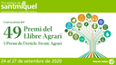 Convocatòria del 49è Premi del Llibre Agrari i 5è Premi de l'Article Tècnic Agrari
