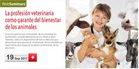 """Curs online del Colvet sobre """"La profesión veterinaria como garante del bienestar de los animales"""", el 19 de setembre"""