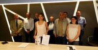 Dues obres sobre temes sanitaris, la primera d'elles del col·legiat Lorenzo Fraile, guanyen els premis del llibre i de l'article agraris de la Fira de Sant Miquel