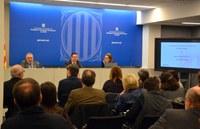 El COVLL, present al Consell de Salut Pública a Lleida