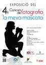 """Exposició a l'IEI amb les millors fotografies de Concurs """"La Meva Mascota"""""""