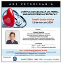 Jornada al Col·legi - Sessió casos clínics - Com puc estabilitzar un animal amb insuficiència cardíaca?, el 12 de març