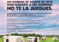 "Jornada al Col·legi sobre ""Secado selectivo en las explotaciones"", el 28 de maig organitzada per Boehringer"