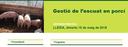 """Jornada Lleida – """"Gestió de l'escuat en porcí"""" – 15 de maig CEEI Lleida"""
