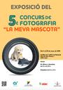 """L'exposició del 5è Concurs de Fotografia """"La Meva Mascota"""" arriba a Lleida"""
