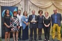 Lorenzo Fraile, escollit Veterinari de l'Any 2016 en el multitudinari sopar del COVLL