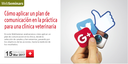 """Seminari online del COVLL el 15 de març sobre """"Cómo aplicar un plan de comunicación en la práctica para una clínica veterinaria"""" amb places gratuïtes"""