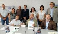 Una obra sobre aus rapinyaires guanya el premi del Llibre Agrari de la Fira de Sant Miquel