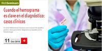 "WebSeminar (COVLL-Asís) ""Cuando el hemograma es clave en el diagnóstico: casos clínicos"", l'11 d'octubre amb places gratuïtes"