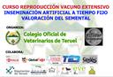 """""""Curso reproducción vacuno extensivo"""", a Teruel els diez 25 i 26 de maig"""