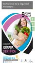 II edició del Dia Nacional de la Seguretat Alimentària, el 9 d'octubre a Madrid