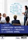 II edición Máster en dirección y gestión de empresas de la industria de sanidad animal