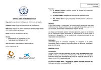 Jornada Antibioresistencias, el 22 de setembre a Palma de Mallorca