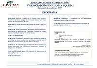 Programa: Jornada sobre medicació y prescripció en clínica equina, el 7 d'octubre a Zamora