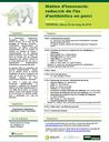 """Seminari Tècnic """"Matins d'Innovació: reducció de l'ús d'antibiòtics en porcí"""", el 23 de maig a Tàrrega amb la presència del COVLL i el Consell"""