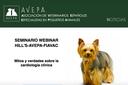 SEMINARIO WEBINAR  HILL'S-AVEPA-FIAVAC