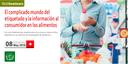 """WebSeminar gratuït del Consejo sobre """"El complicado mundo del etiquetado y la información al consumidor de los alimentos"""", el dimarts 8 de maig"""