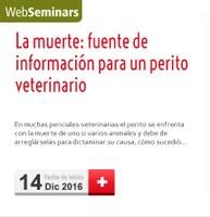 """Seminari online del COVLL sobre """"La muerte: fuente de información para un perito veterinario"""" amb places gratuïtes, el 14 de desembre"""